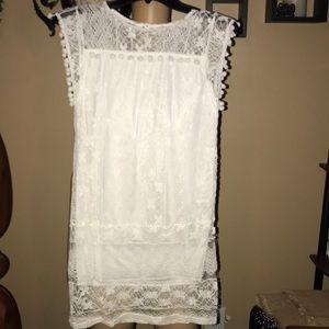New Beautiful little lace dress 👗